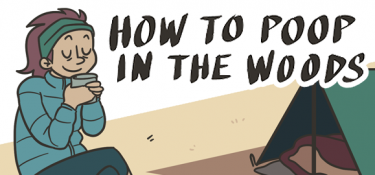 How to Poop in the Woods