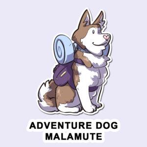 dog-malamute