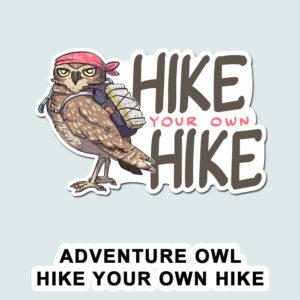owl-hikeyourownhike