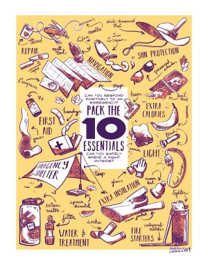 The Ten Essentials
